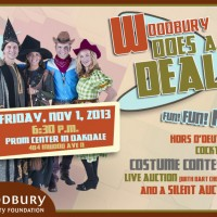 Woodbury Does A Deal